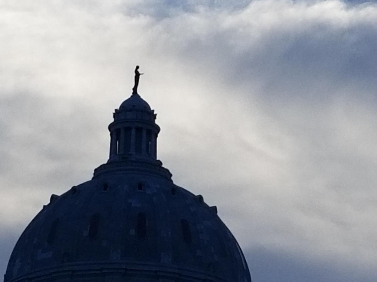 Missouri Capitol Dome